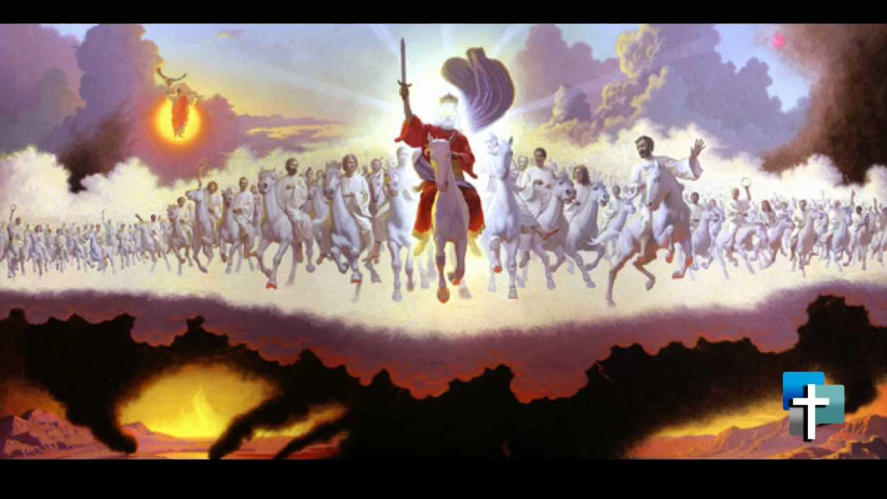 Will the world witness ,the most terrible battle in all of history of mankind after the return of Jesus Christ with saint's and archangel's?