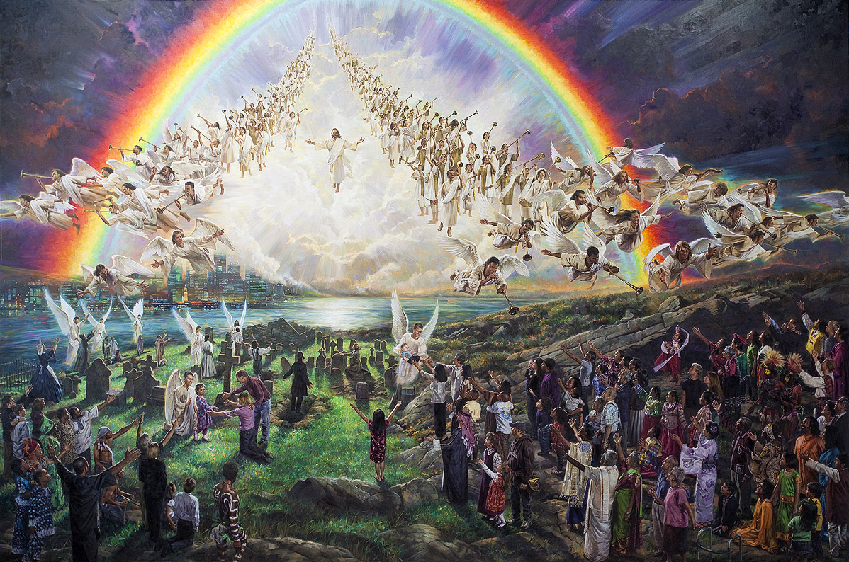 The millennial reign of Christ on earth
